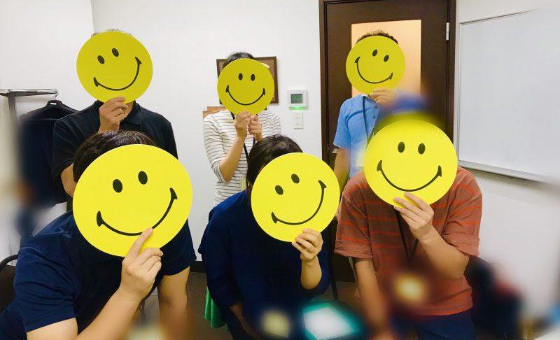 笑いのコミュニケーションスクール風景